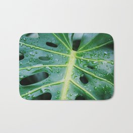 Sweaty leaf Bath Mat