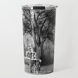 Fountain Travel Mug