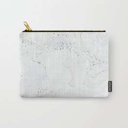 Marble Slab Carry-All Pouch