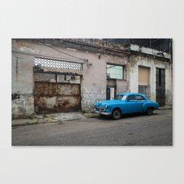 Viva la Revolucion Canvas Print