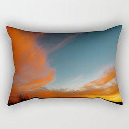 El Fuego Rectangular Pillow