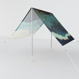 Indigo Mountains Sun Shade