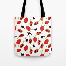 responsible kids III Tote Bag