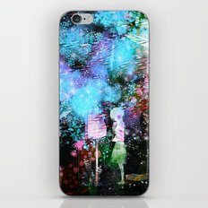 ANIME: THE POETRY OF THE SOUL V iPhone & iPod Skin