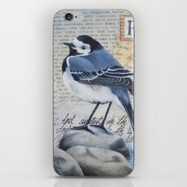 And sweetest in the gale is heard iPhone Skin