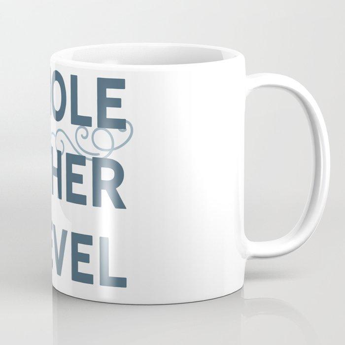 Whole Mother Level Coffee Mug By Orange Ideny