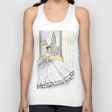 My View in New York City Unisex Tank Top