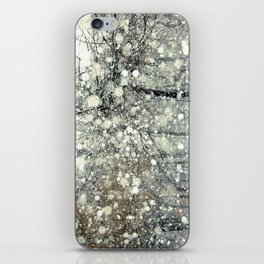 In the Snow iPhone Skin