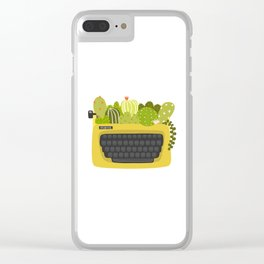 Be Unexpected Clear iPhone Case