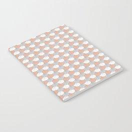 Soft Art Deco Notebook
