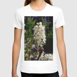 Blooming Chokecherry Stalk T-shirt