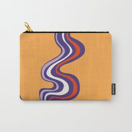 Psychedelic Spill Carry-All Pouch