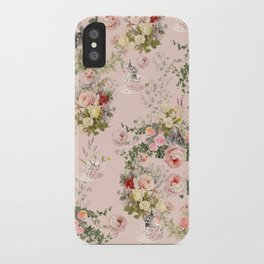 Pardon Me There's a Bunny in Your Tea iPhone Case