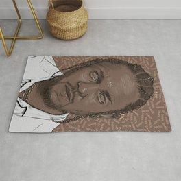 Kendrick Lamar. Rug