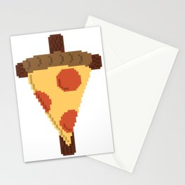Cheesus Crust Stationery Cards