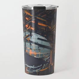 infrastructuralable Travel Mug