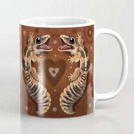 African Fat-Tail Gecko Coffee Mug