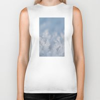 frozen Biker Tanks featuring Frozen by Iveta S.