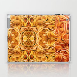 Abstract Chinese Noodle Laptop & iPad Skin