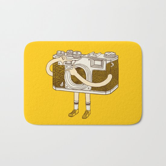 Photographer Bath Mat