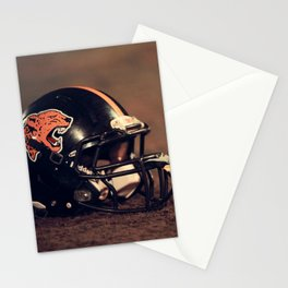 American Football Helmet Stationery Cards