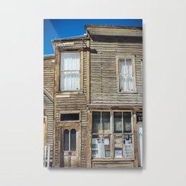 st. elmo - cabins for rent Metal Print