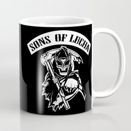 Sons of Lucha Coffee Mug