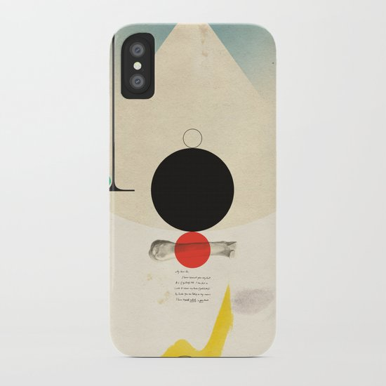 Oneonone iPhone Case