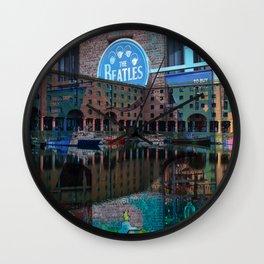 Liverpool Dock Wall Clock