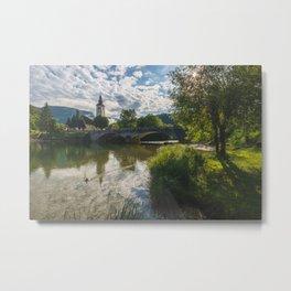 Ribcev Laz - Slovenia Metal Print