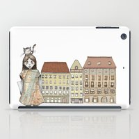 budapest iPad Cases featuring Budapest by Bari Zsidek