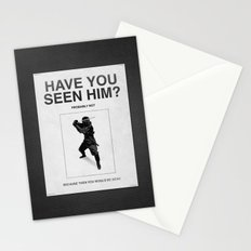 Have you seen him? Stationery Cards