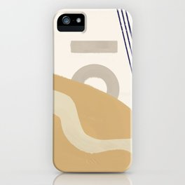 Branded Abstract 10 iPhone Case