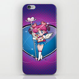 Sailor Chibi Chibi - Sailor Moon Sailor Stars vers. iPhone Skin