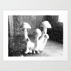 SHRM7 Art Print