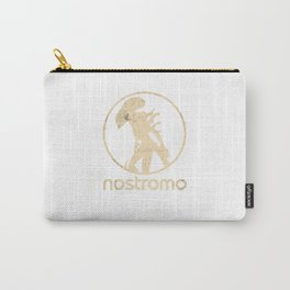 ALIEN (XENOMORPH) 'NOSTROMO' ILLUSTRATION Carry-All Pouch