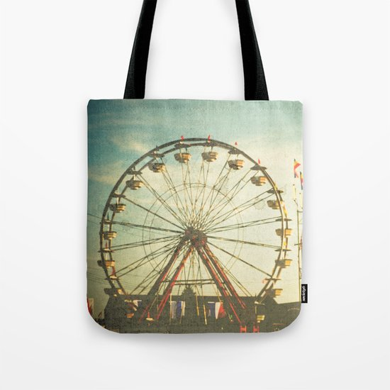 Carnival - Color Tote Bag
