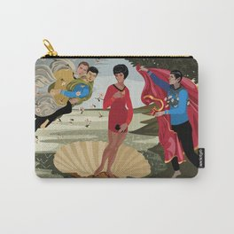 Venus and Vulcan Carry-All Pouch