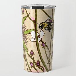 Wild Flowers Part 2 Travel Mug