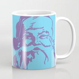 Santa Pop art Merry Christmas Coffee Mug