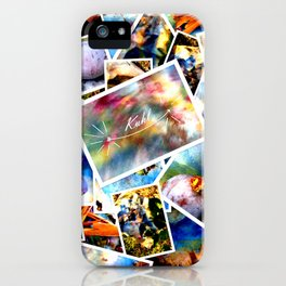 Circus Of Outrageous : Deconstruction iPhone Case