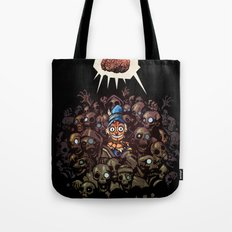 More BRAINS for OZ Tote Bag