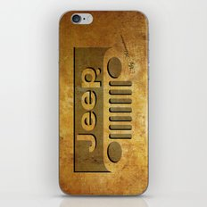 jeep iPhone & iPod Skin