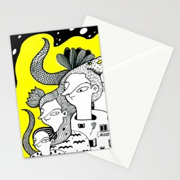 Time to Shine Stationery Cards