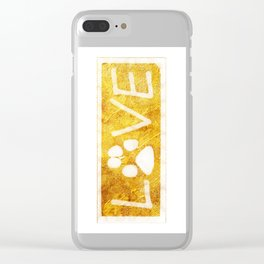 More Valuable Than Gold Clear iPhone Case
