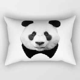 Panda Art Rectangular Pillow