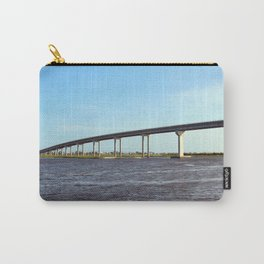 Bridge To Sunset Beach Carry-All Pouch