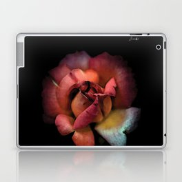 Rose qui se fane colors fashion Jacob's Paris Laptop & iPad Skin