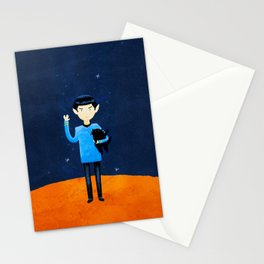 Live Long And Prospurr Stationery Cards