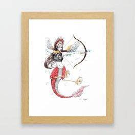 Neith Framed Art Print